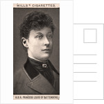 H.S.H Princess Louis of Battenberg by WD & HO Wills