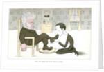 Henrik Ibsen, Receiving Mr William Archer in Audience by Max Beerbohm
