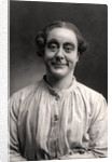 George Robey (1869-1954), music hall entertainer by Rotary Photo