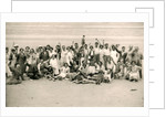 Sports day for the Gloucester Hotel party on La Publente Beach, Jersey by Anonymous
