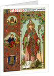 St Isidore by Anonymous
