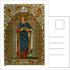 St Louis (Louis IX, King of France) by Anonymous