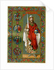 St Henry, Holy Roman Emperor by Anonymous