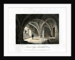 Ancient crypt, Leadenhall Street, City of London by JC Varrall