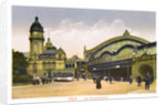Koln, Am Hauptbahnhof, (Central Station) by Anonymous