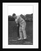 Cuthbert James Burnup (1875-1960), amateur cricketer and footballer by Bowden Bros.
