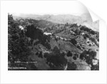 View of Chakrata from Kalana, India by Anonymous