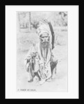 A Fakir at Delhi by Anonymous