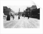 A street in Baghdad, Mesopotamia, WWI by Anonymous