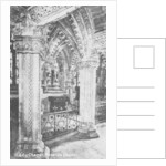 Lady Chapel, Rosslyn Chapel, Midlothian, Scotland by Anonymous