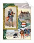 Maximilien de Béthune, duke of Sully by Gilbert