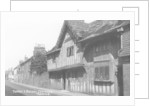 Thomas Becket cottages, Tarring, Worthing, West Sussex by Anonymous
