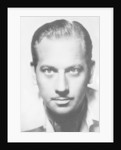 Melvyn Douglas by Anonymous