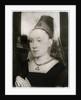 'Barbara Van Vlaenderbergh', wife of Guillaume Moreel by Hans Memling