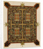 Page from the Lindisfarne Gospels, 710-721 AD by Anonymous
