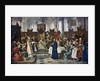 Jan Hus Before the Council of Constance by Vaclav Brozik