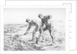 Diggers by Jean Francois Millet