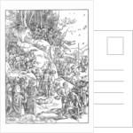 Martyrdom of the Ten Thousand Christians on Mt Ararat by Albrecht Dürer