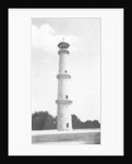 A minaret at the Taj Mahal, Agra, India by Anonymous