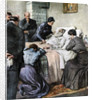 The death of Leo Tolstoy, Russian author and philosopher by Anonymous