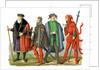 German costumes by Edward May