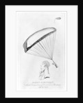 Andre Jacques Garnerin, French aeronaut and the first parachutist by Anonymous