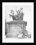 Westminster Bridge monument, London by McLeish