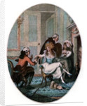 The French Fireside by Charles Tomkins