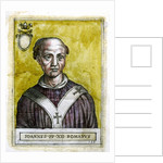 Pope John XII (c937-964) by Anonymous