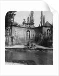 Fountain, Hellbrunn Castle, Salzburg, Austria by Wurthle & Sons