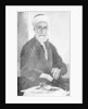 Ali bin Hussein (1879-1935), first King of Hejaz (Al-Hijaz), Saudi Arabia by Anonymous