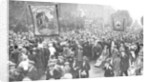 Annual procession of the Orangemen, Belfast, Northern Ireland by J Johnson