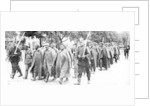 Russian prisoners, East Prussia, First World War by Anonymous