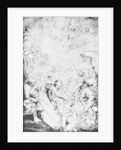 Sketch of the Martydom of St Livinus by Peter Paul Rubens