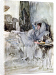 The Convalescent by James Abbott McNeill Whistler