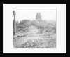 A ruined temple near Madras, India by Anonymous