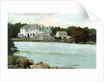 Tom Moor's residence, Bermuda by Anonymous