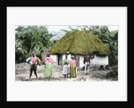 A Jamaican village by Anonymous