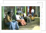 Women selling lottery tickets, Panama City, Panama by Anonymous