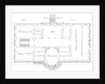 Hoban's original plans for the White House by Anonymous