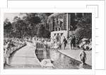 'Children's Corner and New Bandstand, Bournemouth', Dorset by Anonymous