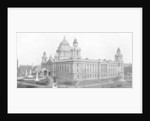 City Hall, Belfast by WA Green