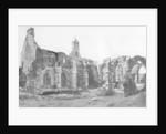 Crossraguel Abbey, Maybole, South Ayrshire, Scotland by Valentine & Sons