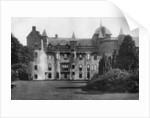 Thirlestane Castle, Lauder, Scotland by Valentine & Sons