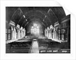 Schoolroom, Uppingham, Rutland by Valentine & Sons