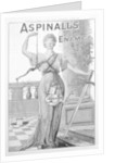 Aspinall's Enamel advertisement by Anonymous