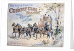 Advert for Holmes and Coutts Country Club Biscuits by Anonymous
