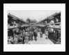 A row of shops in Asakusa, Tokyo by Anonymous