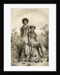 Maoris and carpet snake, New Zealand by McFarlane and Erskine