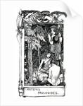 Artemis Prologizes by Byam Shaw